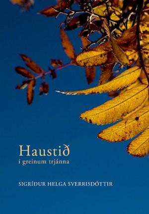 Haustið í greinum trjánna