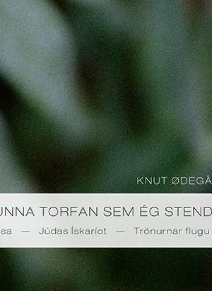 Þunna torfan sem ég stend á