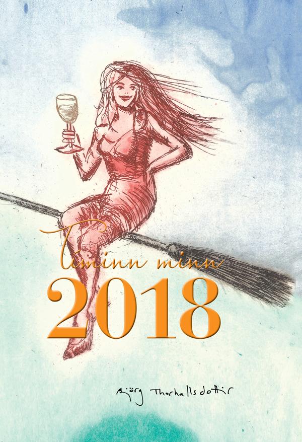 Tíminn minn 2018