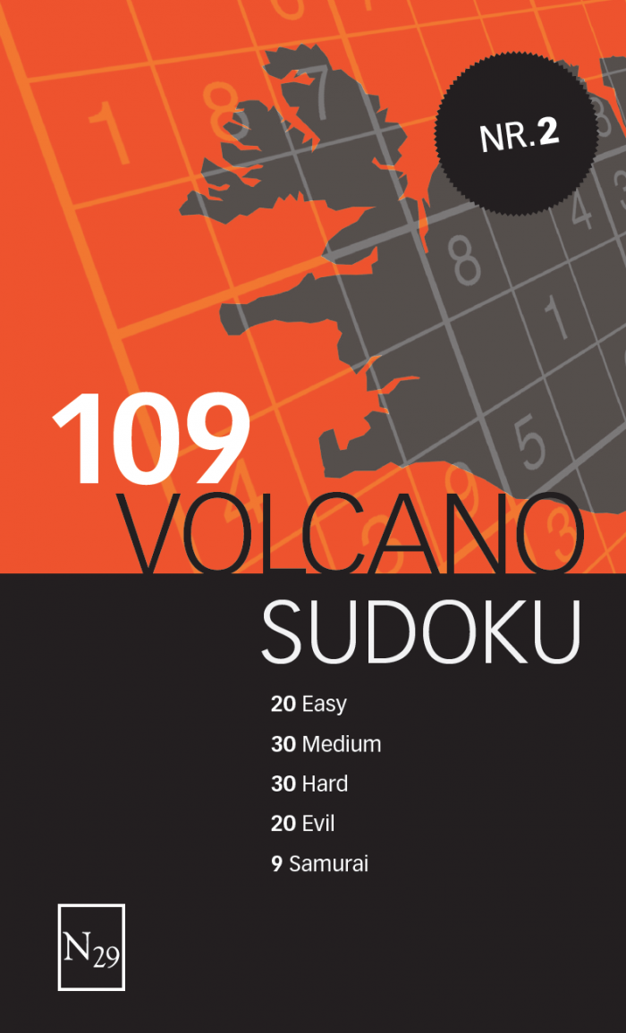 109 Vocano Sudoku 2