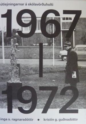 Útisýningarnar á Skólavörðuholti 1967-1972