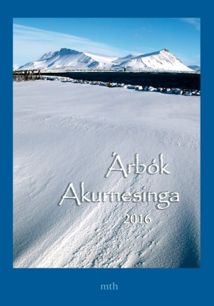 Árbók Akurnesinga 2016