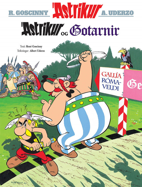 Ástríkur og Gotarnir