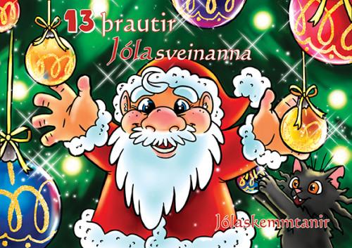 13 þrautir jólasveinanna - jólaskemmtanir