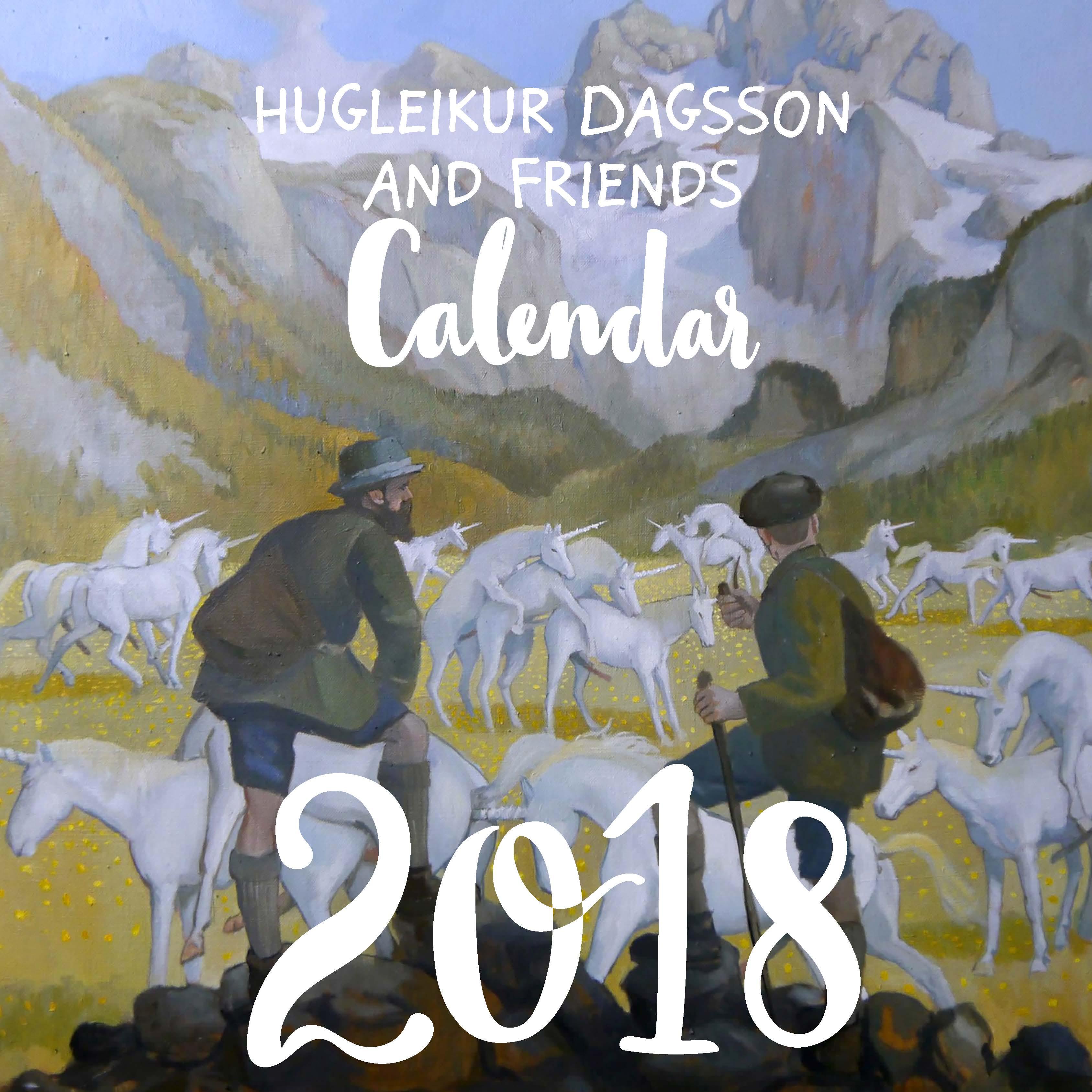 Dagatal Hugleiks 2019