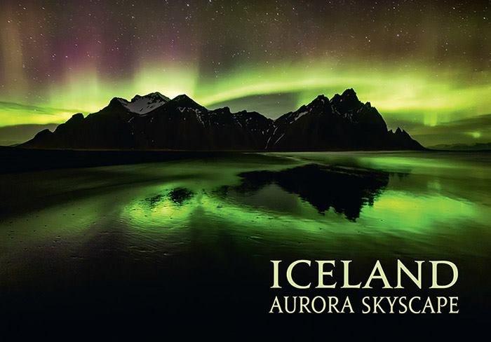 Iceland - Aurora Skyscape