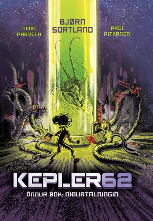 Kepler 62 - Önnur bók: Niðurtalningin