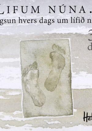 Lifum núna - hugsun hvers dags um lífið núna: 365 dagar