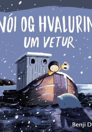Nói og hvalurinn - um vetur