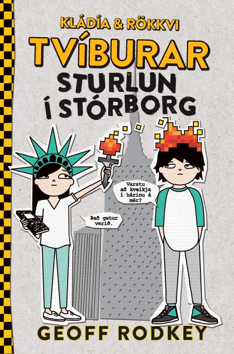 Tvíburar - Sturlun í stórborg