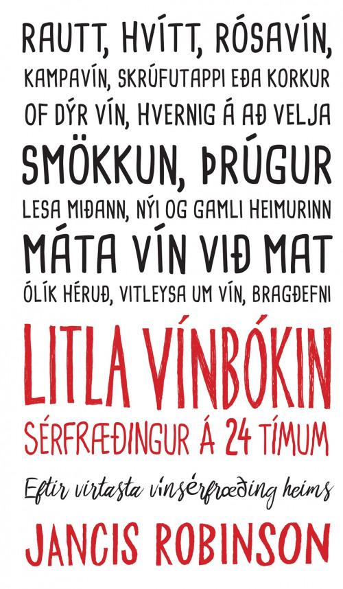 Litla vínbókin - sérfræðingur á 24 tímum