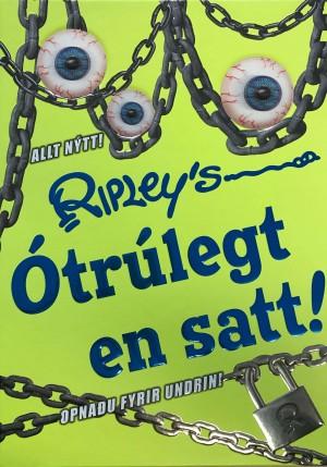 Ripley's - ótrúlegt en satt: opnaðu fyrir undrin