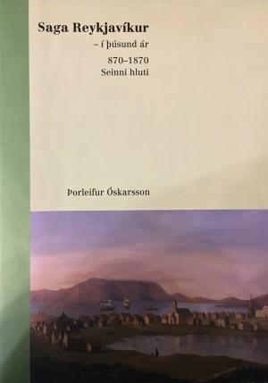 Saga Reykjavíkur seinni