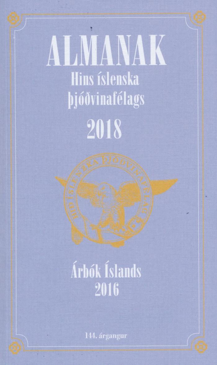 Almanak Hins íslenska þjóðvinafélags 2018