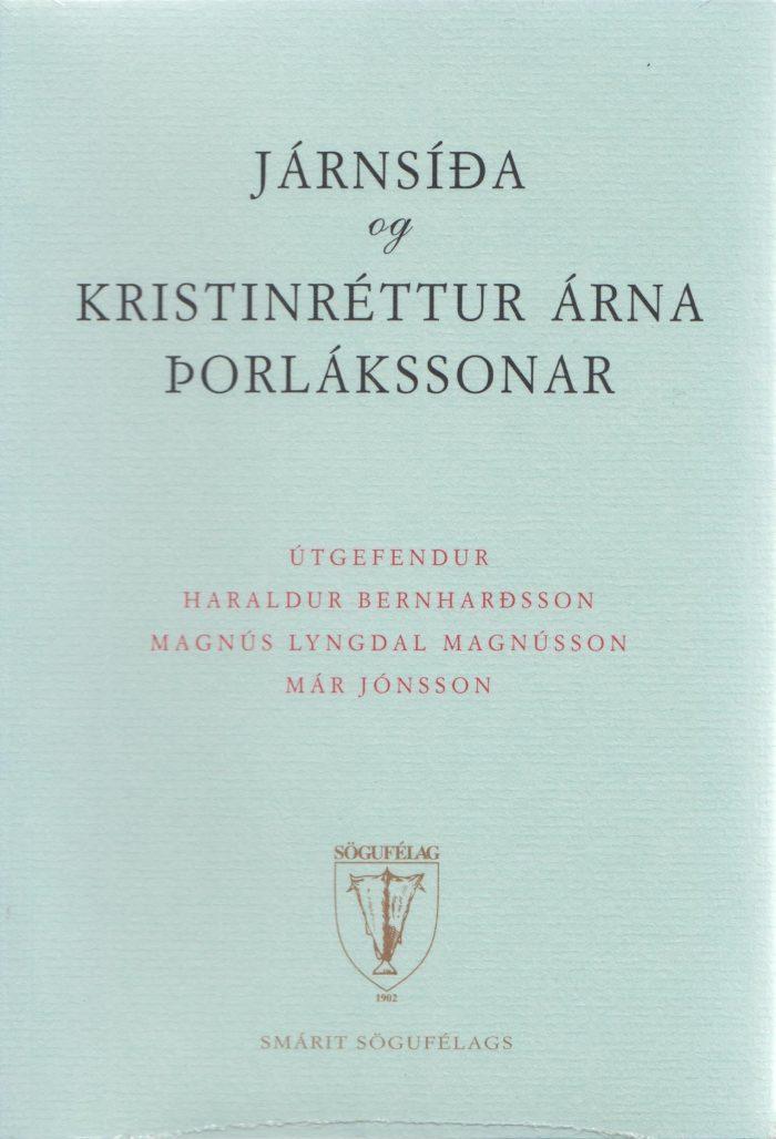 Járnsíða og kristinréttur Árna Þorlákssonar