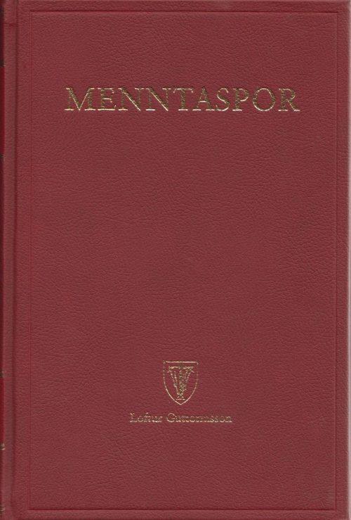 Menntaspor: rit til heiðurs Lofti Guttormssyni sjötugum 5. apríl 2008