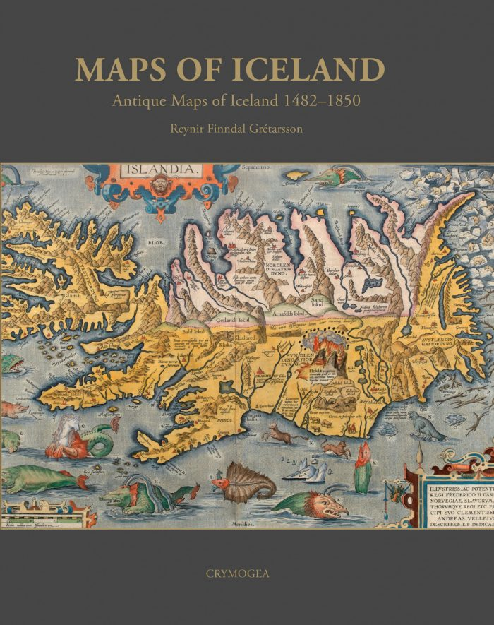 Maps of Iceland - Antique Maps of Iceland 1482-1850