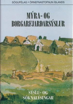 Mýrar- og Borgarfjarðarsýslur: sýslu- og sóknarlýsingar