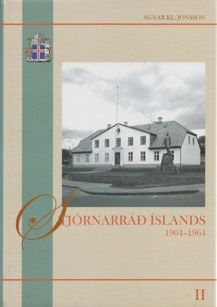 Stjórnarráð Íslands: 1964-2004 – II.