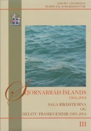 Stjórnarráð Íslands: 1964-2004 – III. Saga ríkisstjórna og helstu framkvæmdir 1983-2004