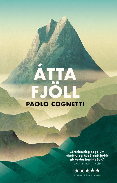 Átta fjöll - Paolo Cognetti