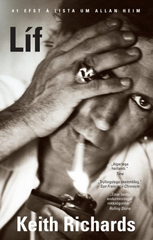 Lif - Keith Richards