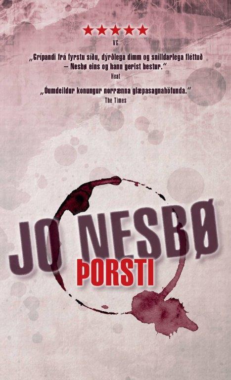 Þorsti eftir Jo Nesbo