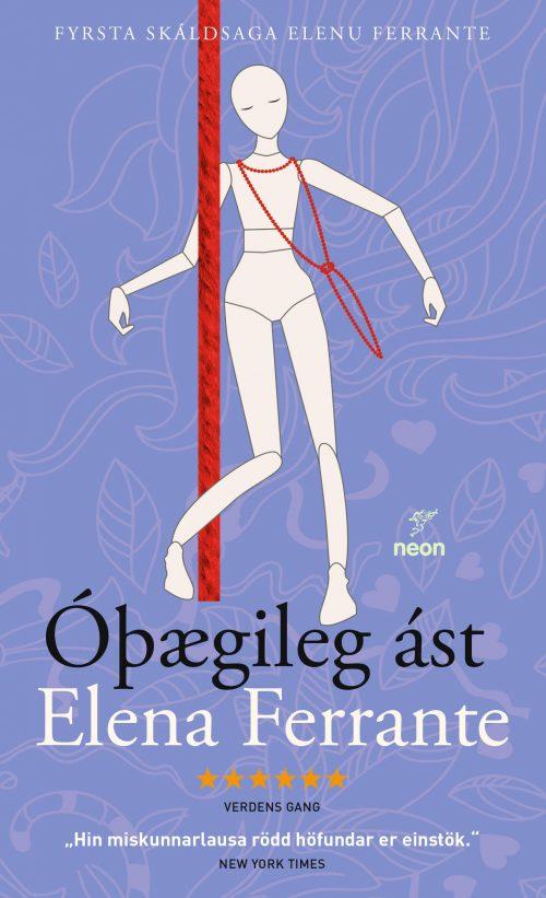 Óþægileg ást - Elena Ferrante