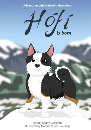 Hófí is born - Adventures with Icelandic Sheepdogs