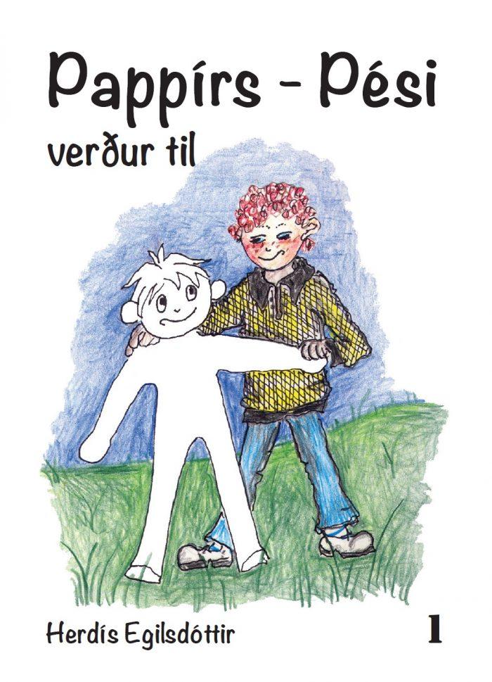 Pappírs-Pési verður til: Pappírs-Pési #1