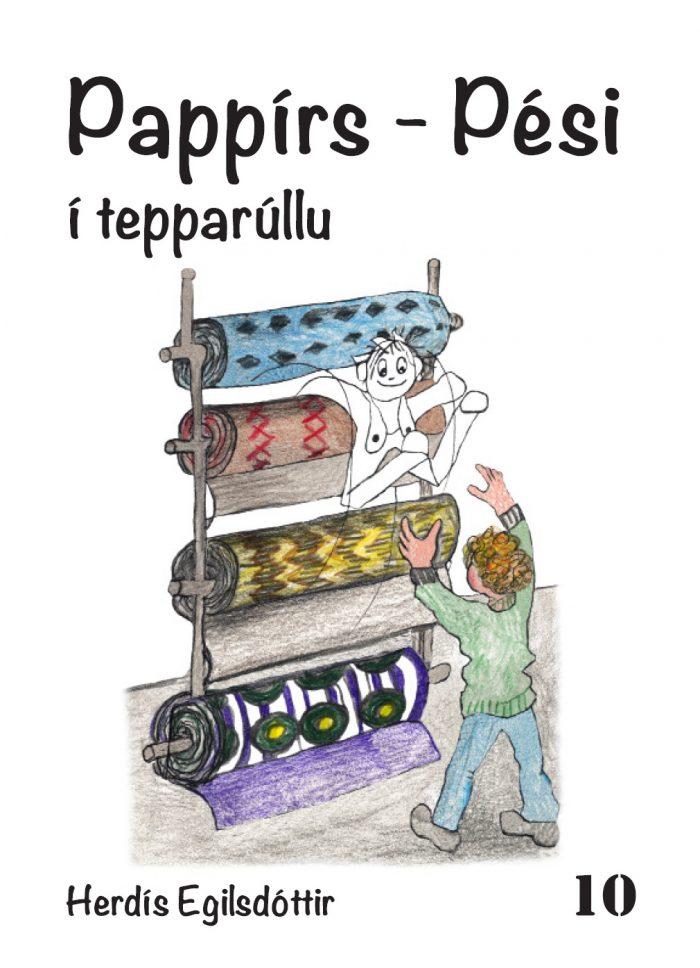 Pappírs-Pési í tepparúllu: Pappírs-Pési #10