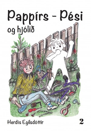 Pappírs-Pési og hjólið: Pappírs-Pési #2