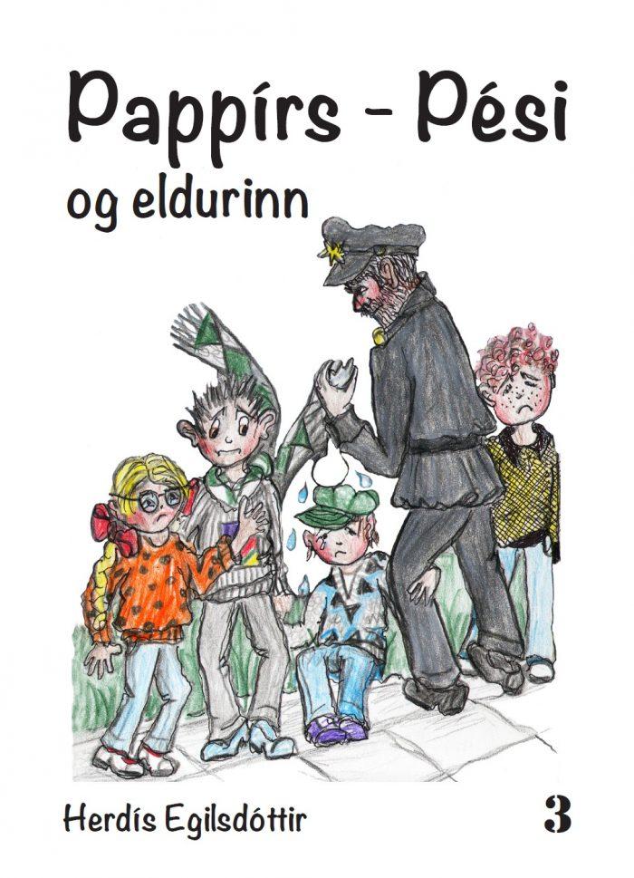 Pappírs-Pési og eldurinn: Pappírs-Pési #3