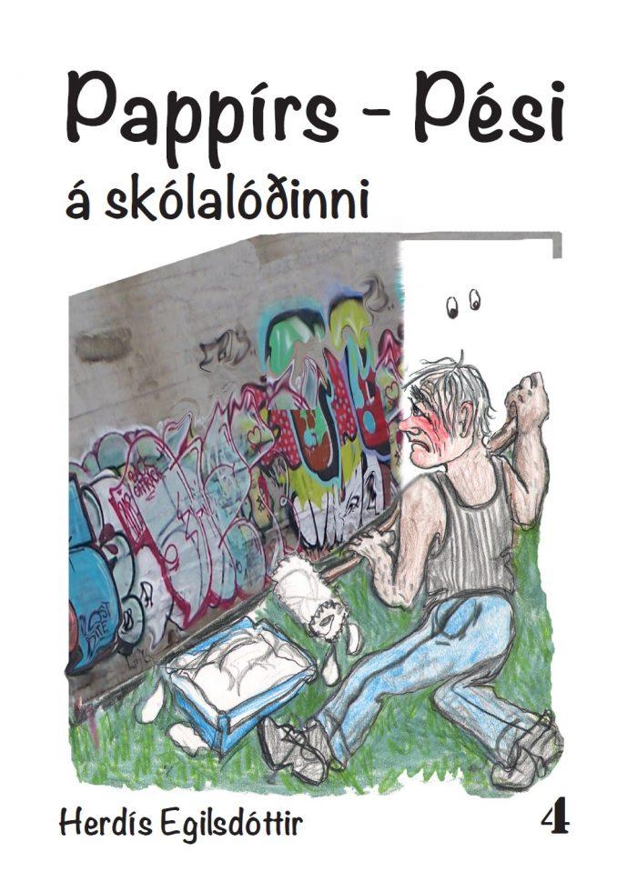 Pappírs-Pési á skólalóðinni: Pappírs-Pési #4