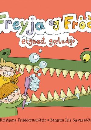 Freyja og Fróði eignast gæludýr