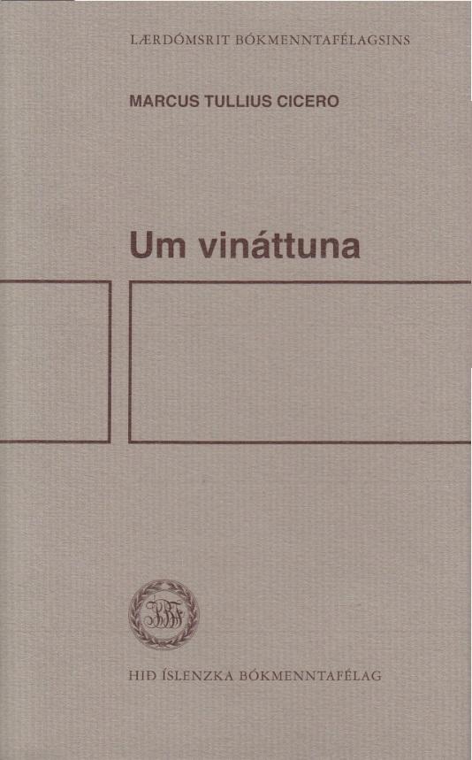 Um vináttuna