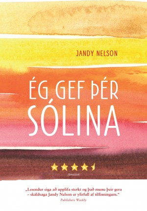 Ég gef þér sólina - Jandy Nelson