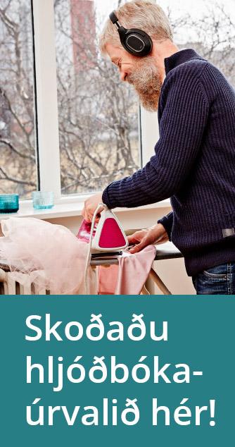 Hljóðbækur