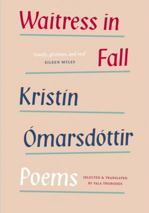 Waitress in Fall - Poems