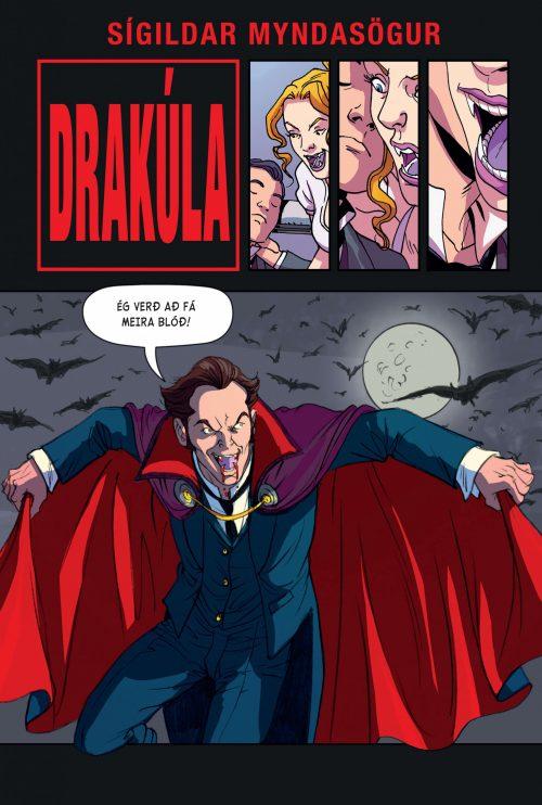 Drakúla - Sígildar myndasögur