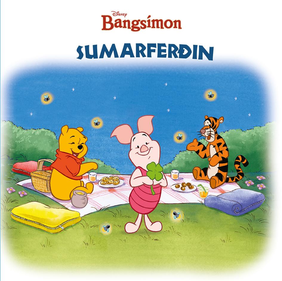 Bangsímon - Sumarferðin