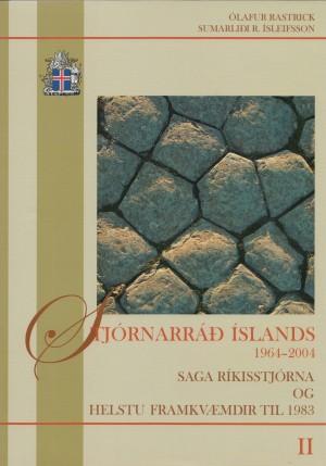 Stjórnarráð Íslands 1964-2004 - 2.bindi