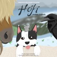 Hófí makes friends