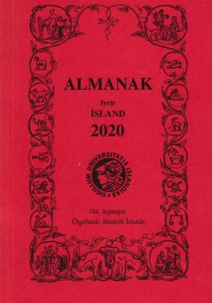 Almanak Háskóla Íslands - 2020