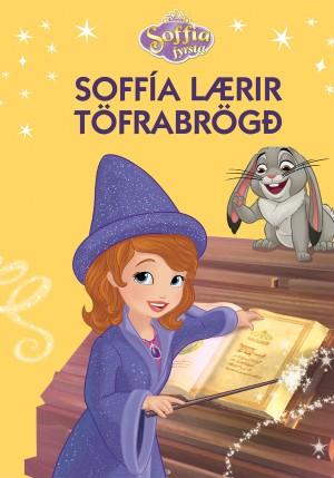 Soffía lærir töfrabrögð