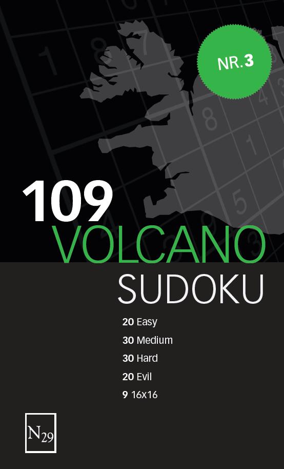 Volcano Sudoku 3