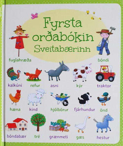 Fyrsta orðabókin - Sveitabærinn