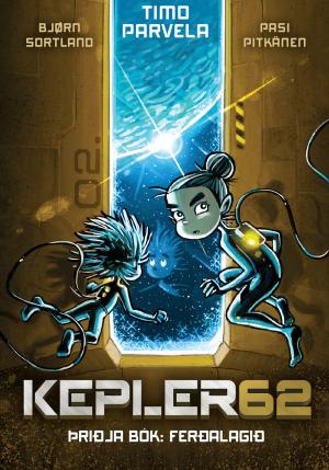 Kepler 62 - Þriðja bók: Ferðalagið