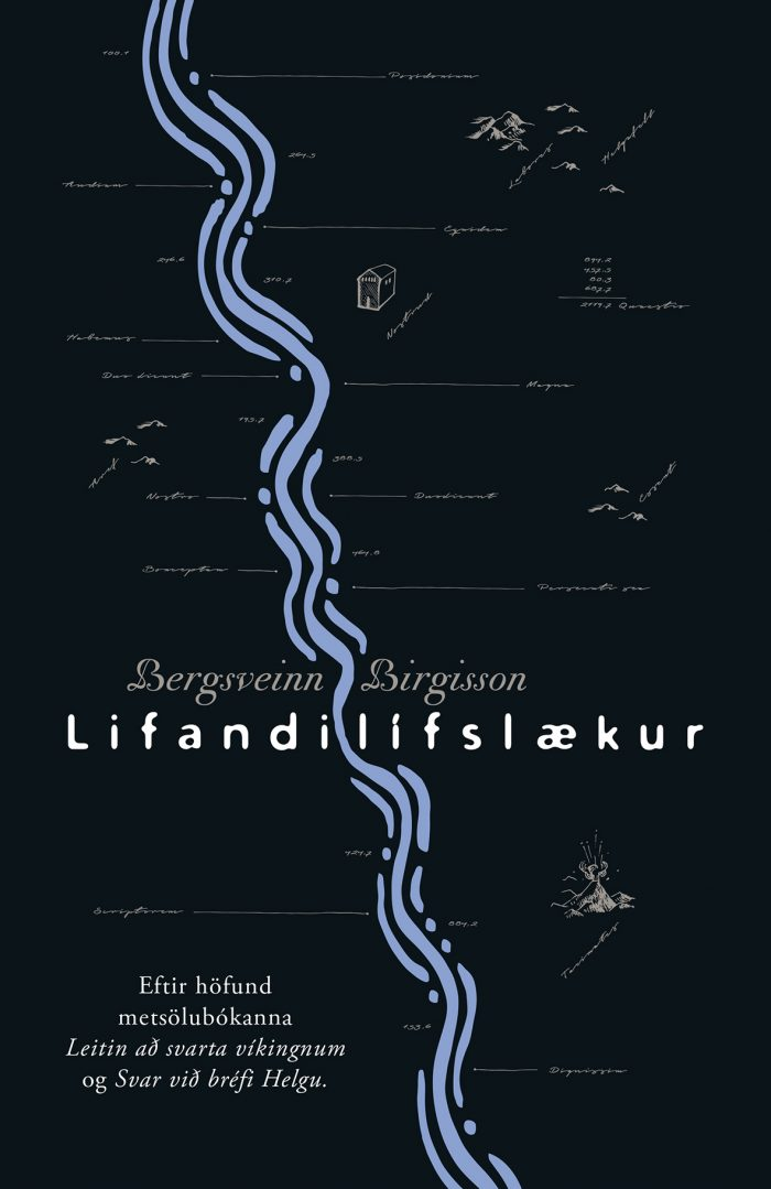 Lifandilífslækur - Bergsveinn Birgisson