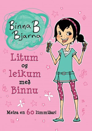 Litum og leikum med Binnu